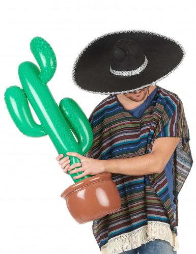 Uppblåsbar Kaktus-1
