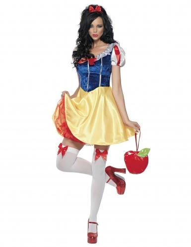 Sexig sagoprinsess-utklädnad för vuxen