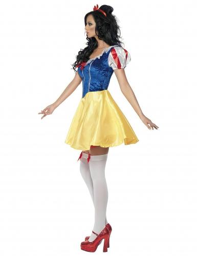 Sexig sagoprinsess-utklädnad för vuxen-2