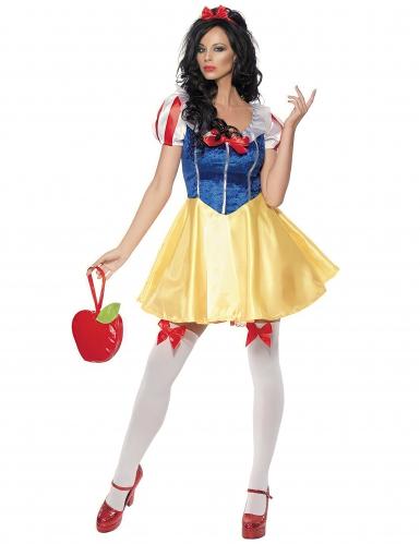 Sexig sagoprinsess-utklädnad för vuxen-1