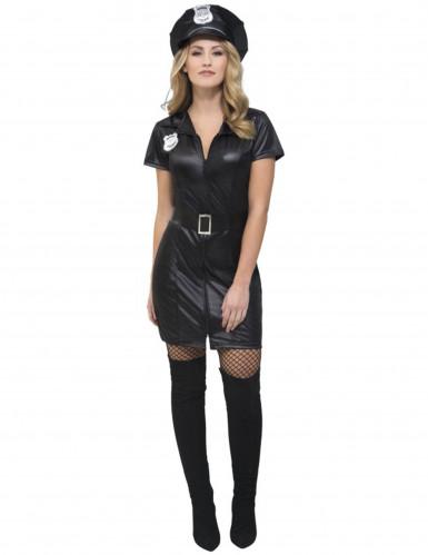 Sexig polis - utklädnad vuxna