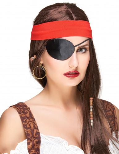 Ögonlapp pirat vuxna
