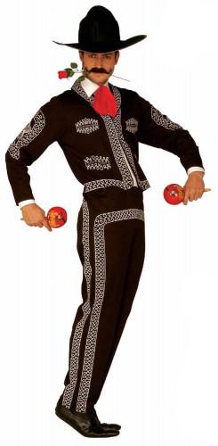 Kostym med inspiration från den iberiska halvön herrar