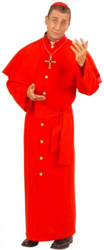 Röd biskop - utklädnad vuxen