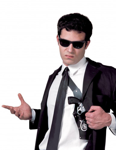 FBI Pistolhölster i Plast Vuxen