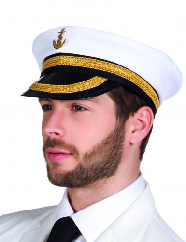 Kaptenshatt Vuxen