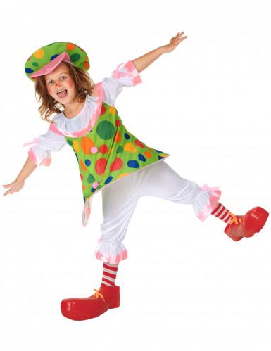 Cookie - Clownklänning för barn