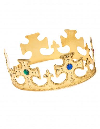 Guld krona - Vuxenmodell