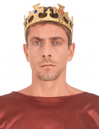 Guld krona - Vuxenmodell-2