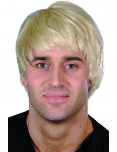 Modern Kort Blond Peruk