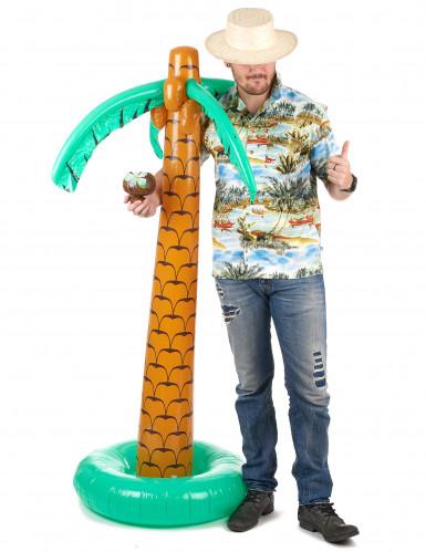 Uppblåsbar palm 170 cm-2