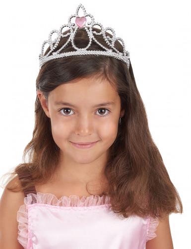 Prinsesstiara Barn-1