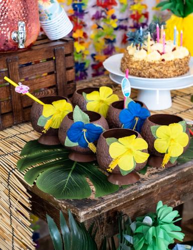 Kokosnöt drinkhållare-1