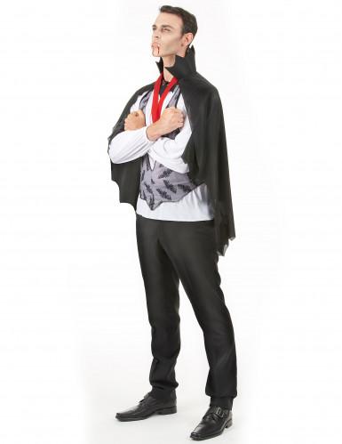 Draculakostym Halloween man-1
