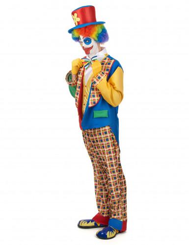 Chester - Clownkläder för vuxna-1