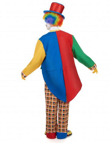 Chester - Clownkläder för vuxna-2