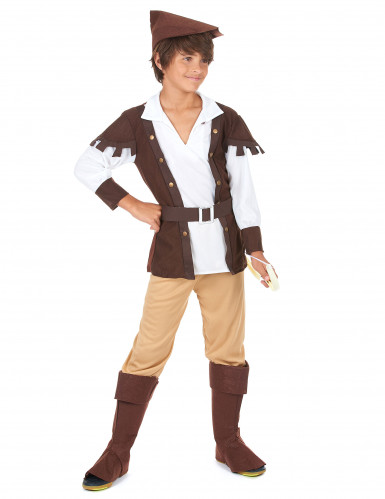 Skogshuggare - utklädnad barn