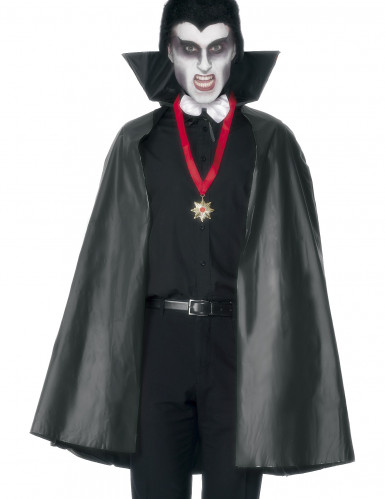 Vampyrmantel Halloween Vuxen