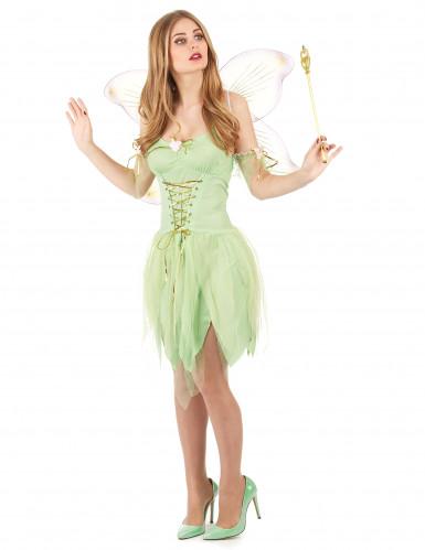 Grön fe - utklädnad vuxen