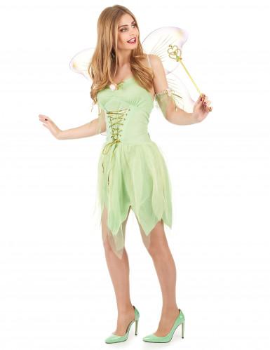 Grön fe - utklädnad vuxen-1