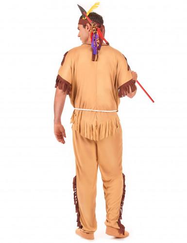 Indianman Maskeraddräkt-2