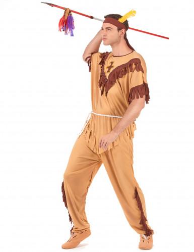 Indianman Maskeraddräkt-1