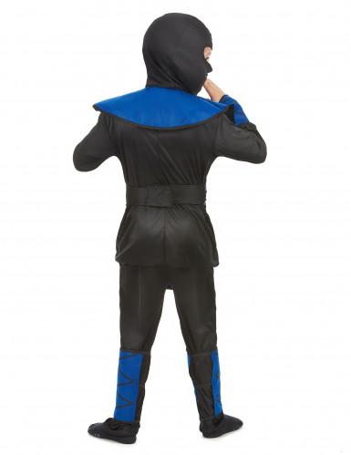 Tysta natten - Ninjadräkt för barn-2