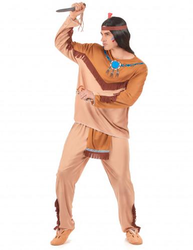 Indianer Pardräkt Vuxna-1