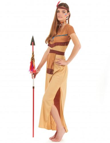 Indianer Pardräkt Vuxna-2
