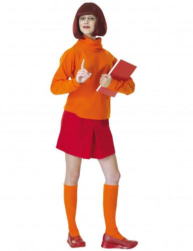 Velma™ från Scooby Doo™ - Maskeraddräkt för vuxna