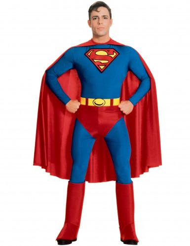 Superman™-utklädnad för vuxen
