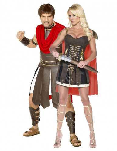 Herr & Fru Romare - Pardräkt