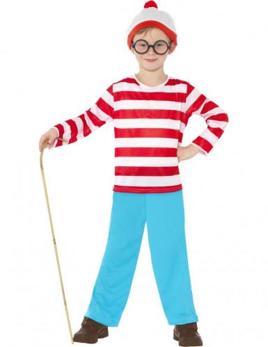 Hittar du Hugo?™ - Maskeraddräkt för barn