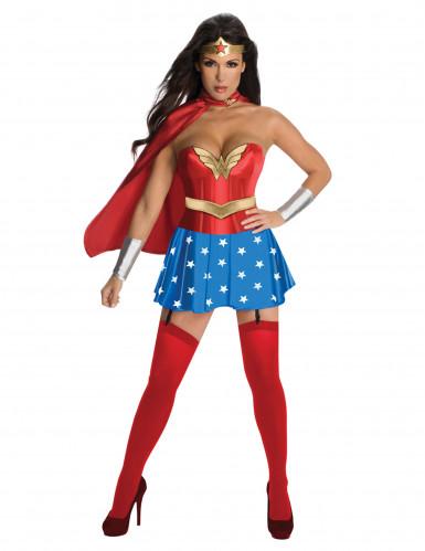 Wonder Woman™ maskeraddräkt för vuxna