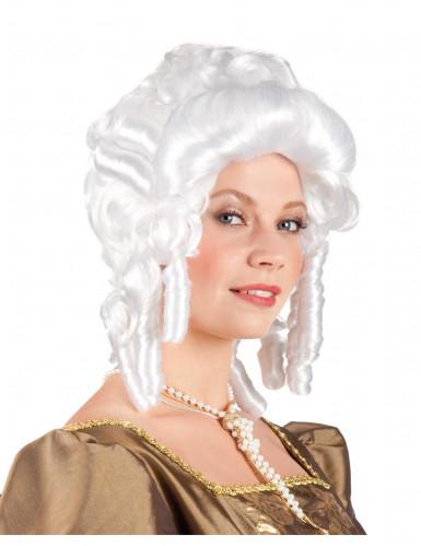 Ingeborg - Barock peruk för vuxna