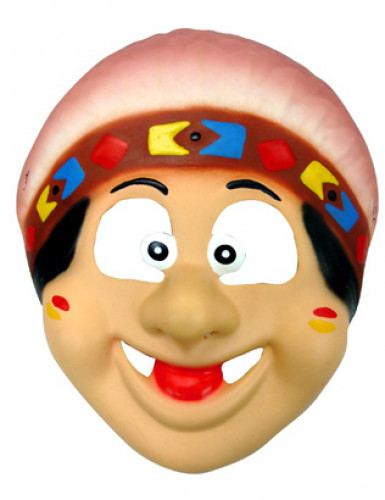 Indianmask för barn