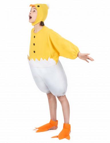 Kycklingdräkt barn-1