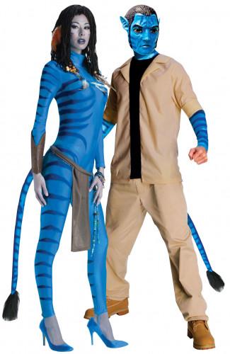 Neytiri™ &  Jake™ - Avatar™ pardräkt för vuxna
