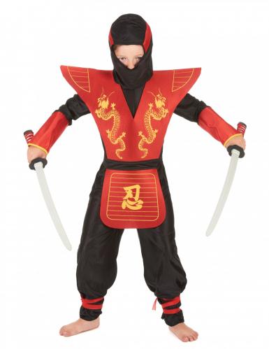 Tuffa tag - Ninjadräkt för barn