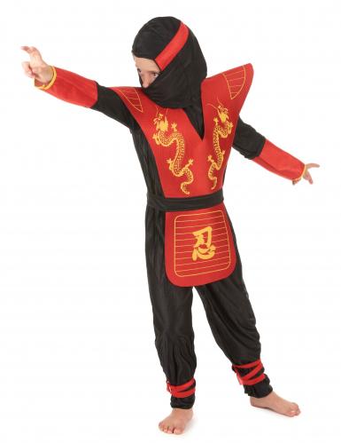 Tuffa tag - Ninjadräkt för barn-1