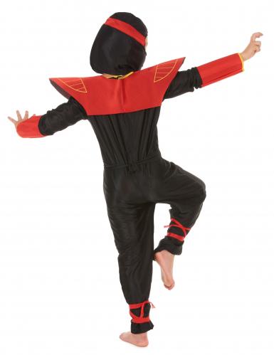 Tuffa tag - Ninjadräkt för barn-2