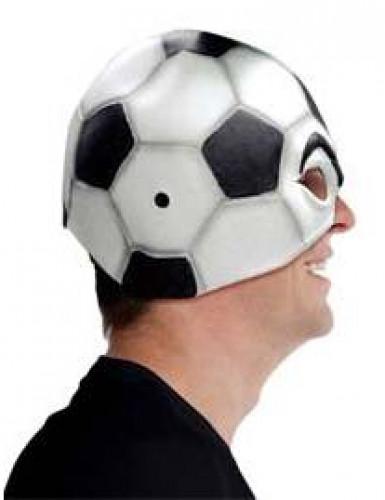 Fotboll - Maskeradmask för vuxna-1