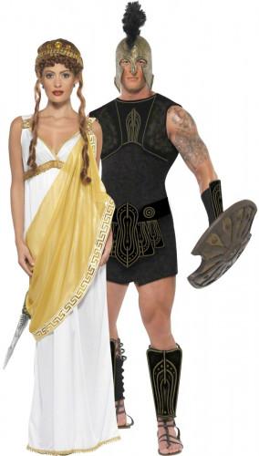 Akilles och Helena från Troja™ - Pardräkt i vuxenstorlek