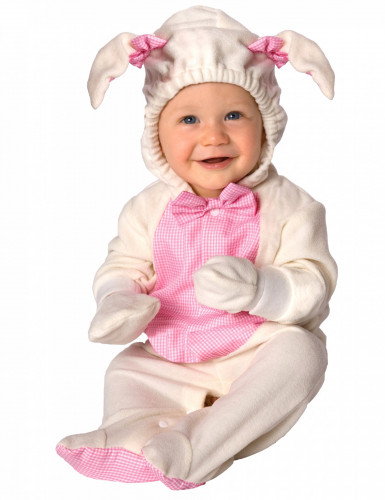 Lammdräkt - Maskeraddräkt för baby