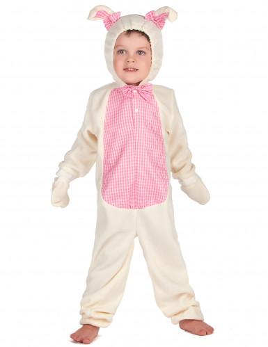 Lammdräkt - Maskeraddräkt för baby-1