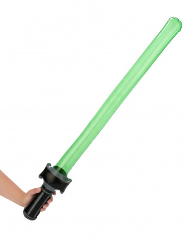 Uppblåsbart lasersvärd i plast-1