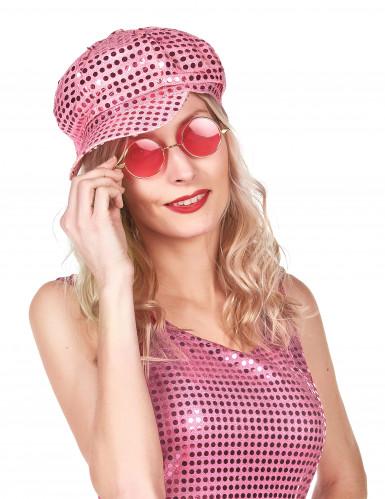 Rosa discokeps vuxna