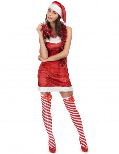 Charmig tomtedräkt - Juldräkt för vuxna