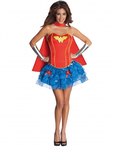 Wonder Woman™ utklädnad för vuxna