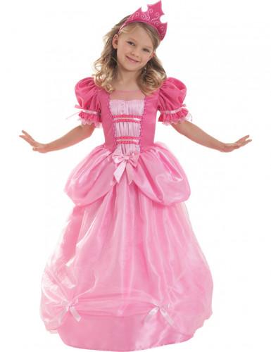 Rosa kostym Corolle™- Prinsessdräkt för barn